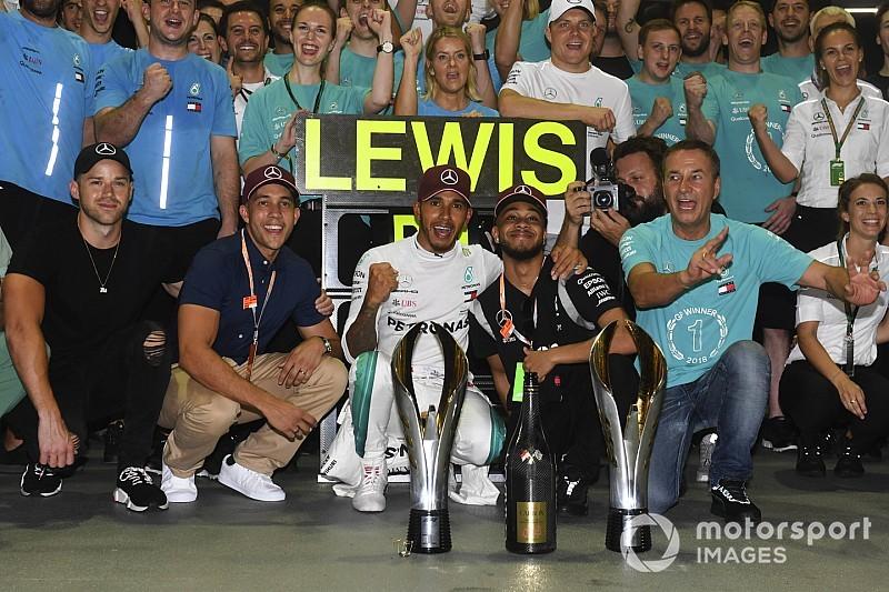 Wolff: Singapur, Mercedes'in en iyi galibiyetlerinden biri