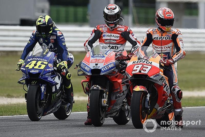 Россі: У 2019 році Honda вирішуватиме конфлікти між Лоренсо та Маркесом
