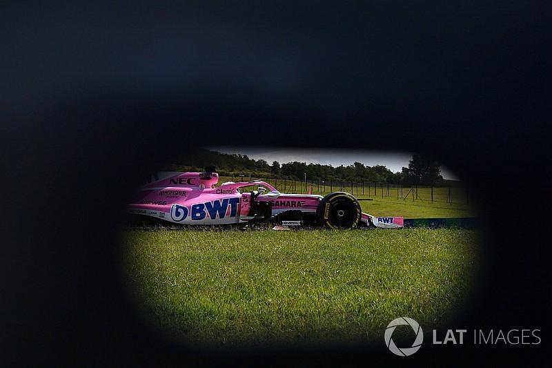 Force India Formula One Team: beindult a folyamat