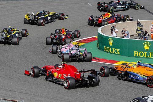 فرق الفورمولا واحد ستستعيد خسارة الارتكازية في موسم 2021