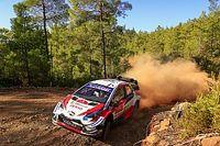 WRC, Rally Turchia, PS4: Ogier di un soffio su Neuville