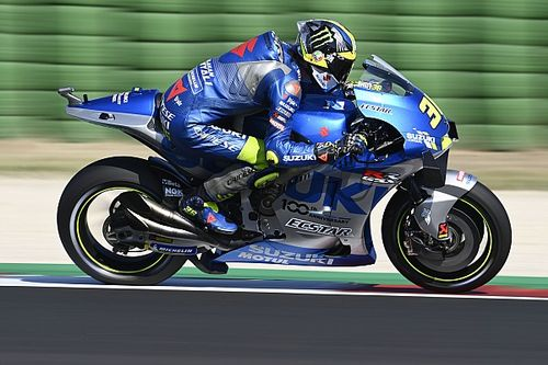 Quartararo 'bezorgd over perfecte' Suzuki MotoGP-machine