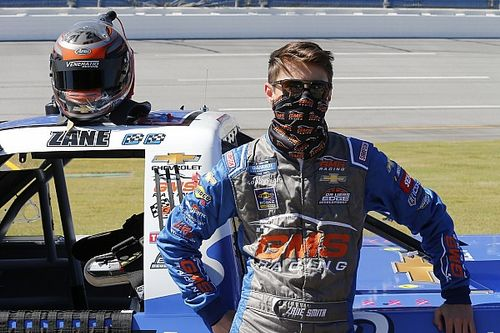 Zane Smith to remain with GMS Racing for 2021 season