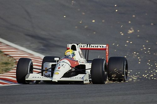 The V12 experiment that powered Senna to his final F1 title