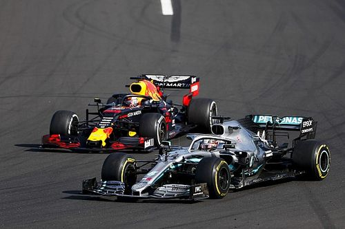 "Hamilton califica de ""respetuosa"" su batalla con Verstappen"