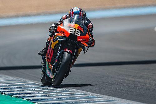Binder gaat 'nog veel meer fouten' maken in MotoGP-debuutseizoen
