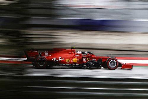 """Ferrari, Leclerc: """"Sarà difficile replicare il secondo posto"""""""