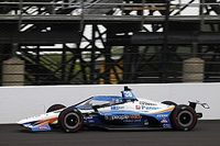 Indy 500 Practice: Sato leads halfway through Day 2