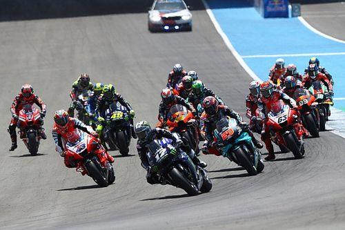 Confira os horários do GP da Andaluzia da MotoGP