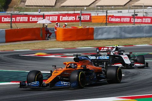 Sainz gets new McLaren chassis after cooling issues