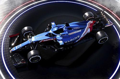 Pourquoi Alonso ne fait pas le shakedown de l'Alpine A521