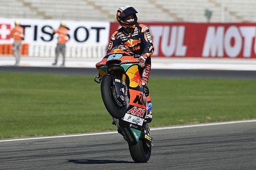 Valencia Moto2: Martin wins, Bastianini extends points lead