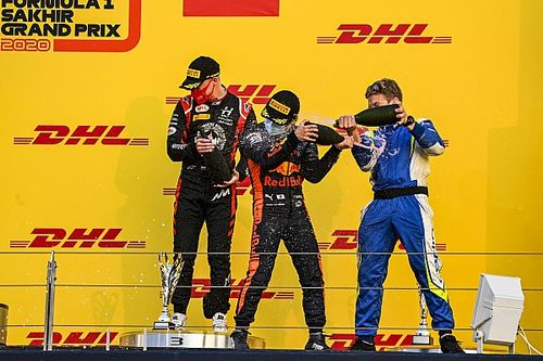 Sprint wskaże mistrza F2