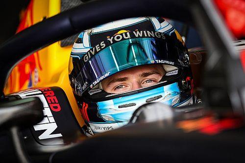 Doublé par Tsunoda, Vips sait que la F1 va devoir attendre