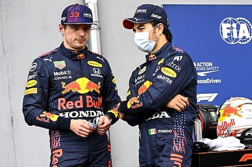 Pérez pone fin a la racha de Verstappen dos años después