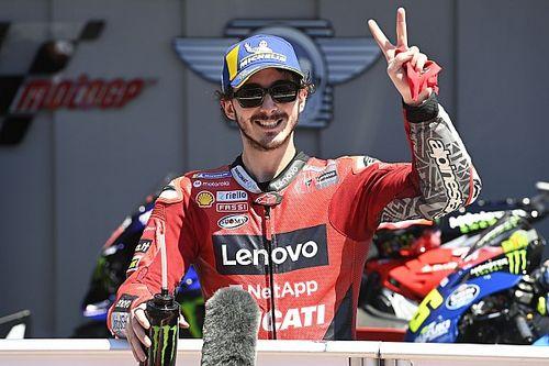 """Boselli: """"Bagnaia sa guidare la Ducati in modo tondo"""""""