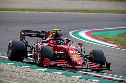 Kecepatan Ferrari di Imola Tidak Mengejutkan