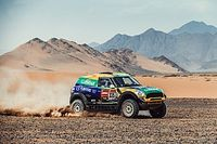 Dakar: Guiga Spinelli e Youssef Haddad conseguem 2º lugar entre carros 4x4 diesel