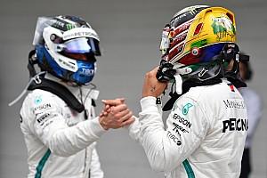 Mercedes: Bottas an