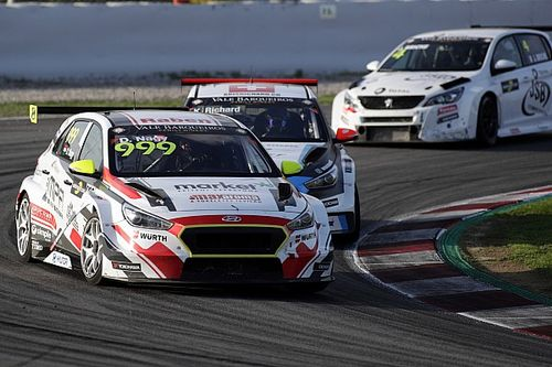 Tassit kilökték, Nagy a dobogón a TCR Europe szezonzáróján