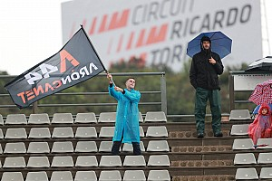 GALERI: Aksi sesi latihan MotoGP Valencia