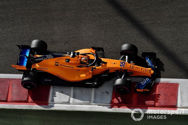 Sainz : McLaren a su se rendre compte de ses erreurs