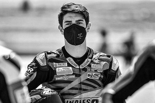 【訃報】ディーン・ベルタ・ビニャーレスがWSBKサポートレースで事故死。MotoGPライダー、マーベリックの従兄弟