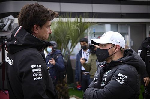 """F1: Bottas desconversa sobre troca de motor, mas diz que era necessário """"para terminar a corrida"""""""