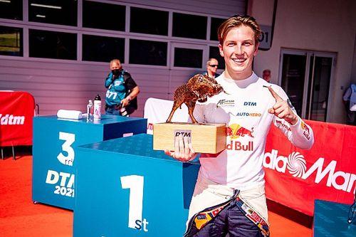 "Lawson: Beating van der Linde to DTM title now the ""target"""