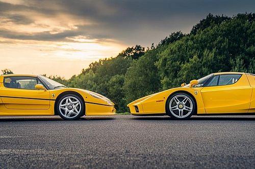 Ferrari F50 ou Ferrari Enzo?