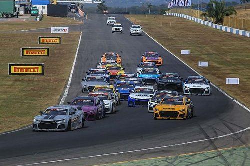 GT Sprint Race: oito diferentes vencedores em nove corridas. Segunda metade do campeonato promete!