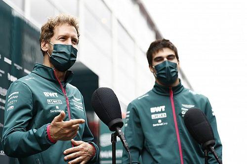 """Stroll: """"Vettel'in takımda kalması harika bir haber"""""""