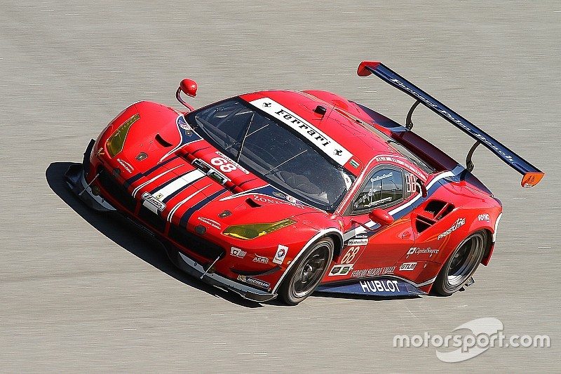 Exceptional Ferrari At Le Mans 24 Hours With Eight Cars Good Looking