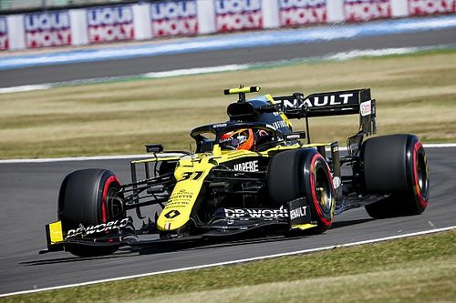 Ocon sancionado en la parrilla y Vettel asciende