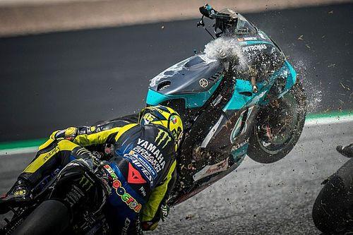 """Pour Rossi il était important de voir """"la réalité"""" des images du crash"""
