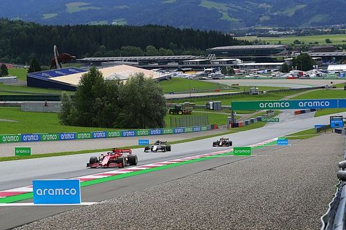 Live: Follow Austrian Grand Prix practice as it happens