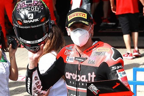 Redding se lleva la pole en Jerez