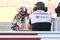 Startopstelling voor de MotoGP Grand Prix van Teruel
