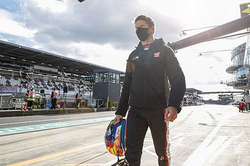 Romain Grosjean annonce qu'il va quitter Haas F1