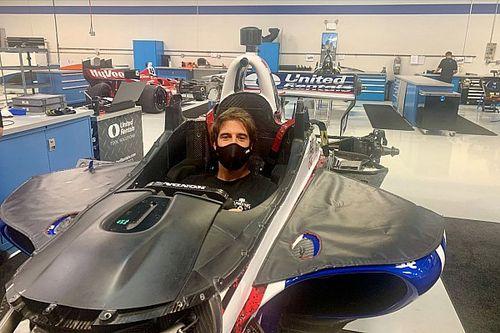 El campeón de la Fórmula E probará un IndyCar