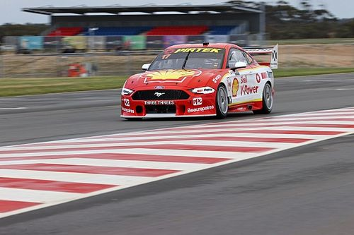 The Bend Supercars: McLaughlin takes both Sunday poles