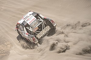 Rallye Dakar 2019: Al-Attiyah baut auf 8. Etappe seinen Vorsprung aus