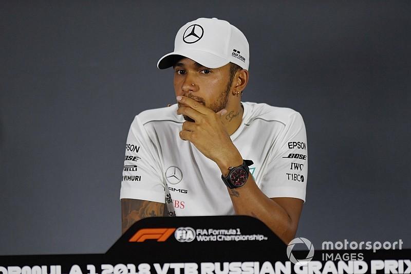 Wider der Langeweile: Lewis Hamilton plädiert für