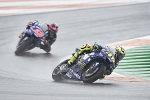 """Rossi: """"Los problemas de la Yamaha siguen allí, el carácter del nuevo motor es el mismo"""""""