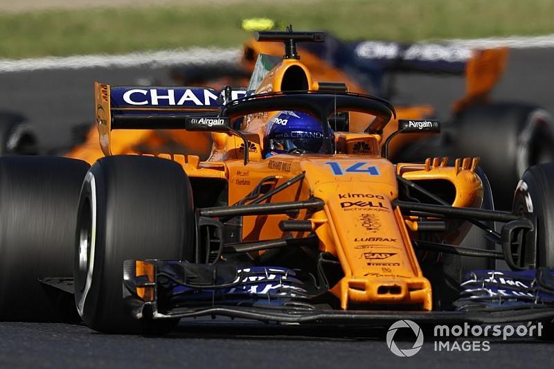 Alonso tudja, hogy miért ilyen domináns és gyors versenyző