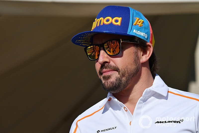 Alonso admits he might get