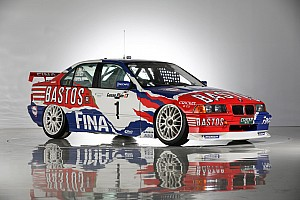Ravaglia's Nurburgring 24 Hour-winning BMW heads to auction