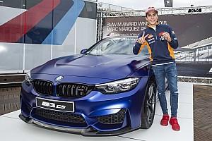 Idén is Marquezé a legjobb időmérős eredmény, és ezzel az újabb, immáron hatodik BMW