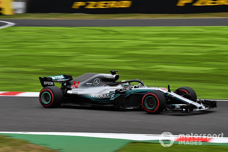 Q3 calls showed Mercedes