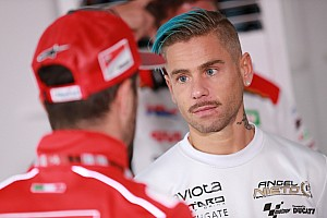 Ducati explains decision to replace Melandri with Bautista